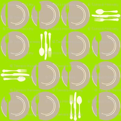SetTheTableDots-Green