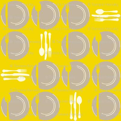 SetTheTableDots-Yellow