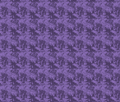 basic tone-on-tone_purple_asters_9_24_07_005-ch-ed fabric by khowardquilts on Spoonflower - custom fabric