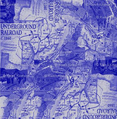 Underground Railroad -BLUE-118
