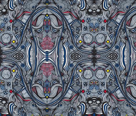 Jamjax Chris Nap fabric by jamjax on Spoonflower - custom fabric