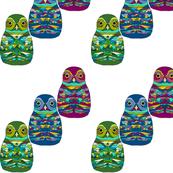 Triple Owl Stack