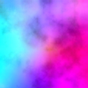 Large tie-dye