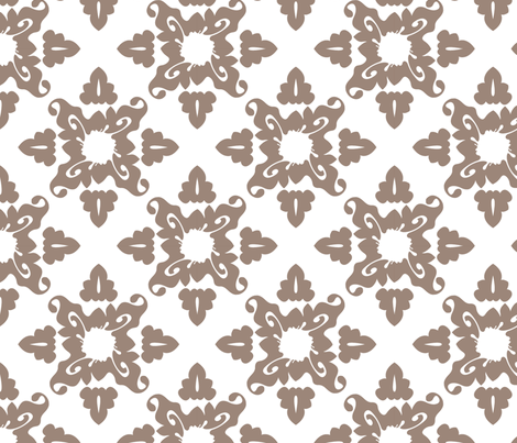 lombok fabric by oigd on Spoonflower - custom fabric