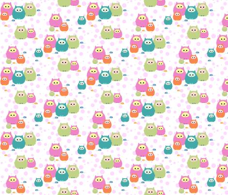 kitty_cat_fabric fabric by vo_aka_virginiao on Spoonflower - custom fabric
