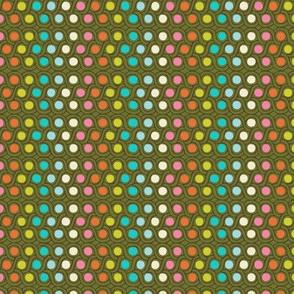 Dot Dot Dot Green