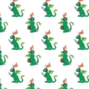 Nika's Dragons