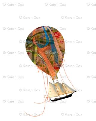 Hot Air Balloon Dream