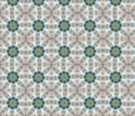 Froggy_Circle fabric by ddmote on Spoonflower - custom fabric