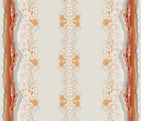 Fresno_Canyon_Fall fabric by ddmote on Spoonflower - custom fabric