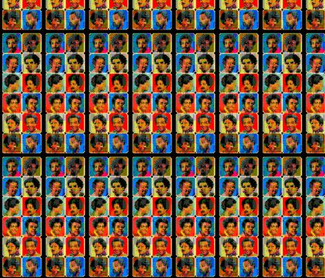Afro-History-131 fabric by kkitwana on Spoonflower - custom fabric