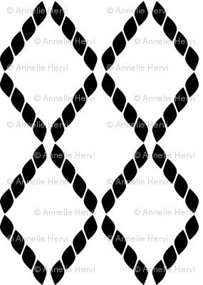 Black & White Ropes