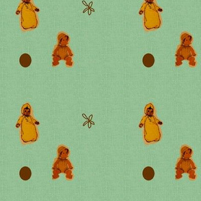 African American Babies-Green-134