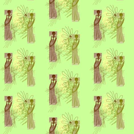 Self Determination-141 fabric by kkitwana on Spoonflower - custom fabric