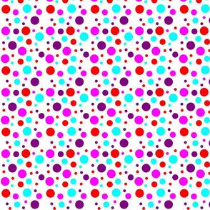Matroyshka Brights Co-ordinate - dots