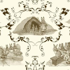 Bunny_Toile