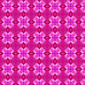 Purple & pink tiles