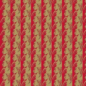red litlle larger complete