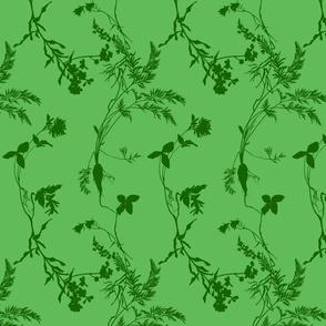 green florae