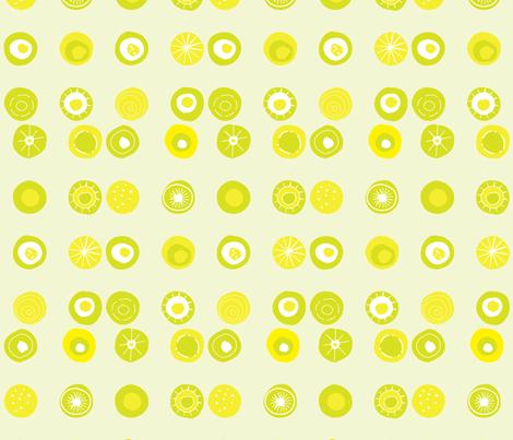 bySukro dots pattern fabric by sukro on Spoonflower - custom fabric