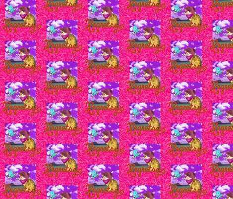 kitty cowboy fabric by razberries on Spoonflower - custom fabric