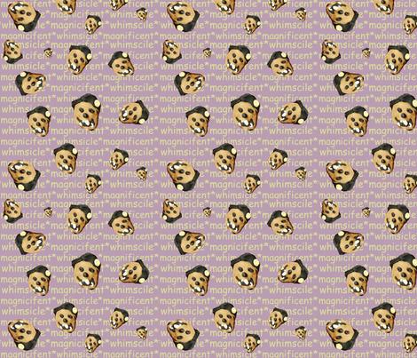 regretsyfabricharv fabric by picklepop on Spoonflower - custom fabric