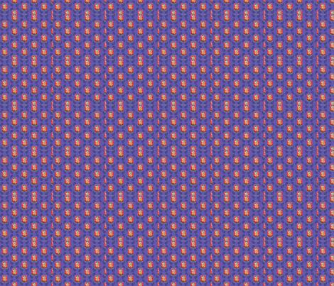 halfdropblueganesh fabric by ckinsobe on Spoonflower - custom fabric