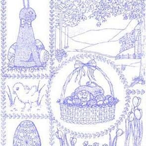 Easter_mini_toile_violet