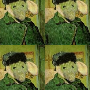 Regretsy Vangoghlephant