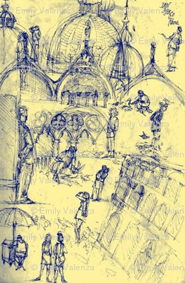 San Marco Toile