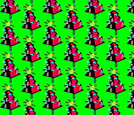 Regretsy neon fabric by iunifera on Spoonflower - custom fabric