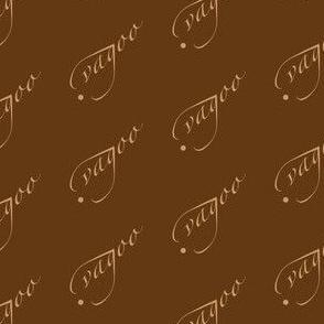 Louis Vagoo (Regretsy Designer Print)