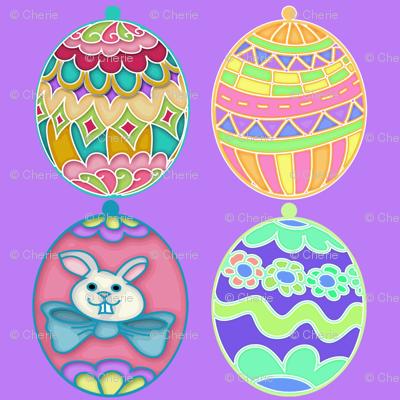 Easter Egg Ornies