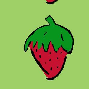 Strawberry Green BK