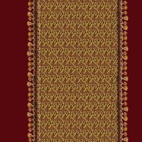 Elephant Booty Pillow Stripe