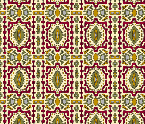 floogleflum fabric by muselover on Spoonflower - custom fabric