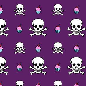 Poison skullycake