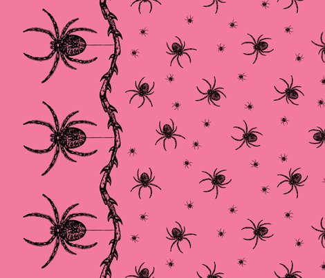 Rrspiders-with-border_black-pink_shop_preview