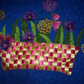 Flower basket 2