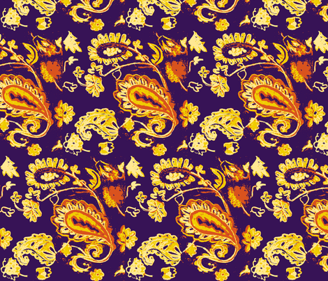 magic carpet fabric by withonethread on Spoonflower - custom fabric