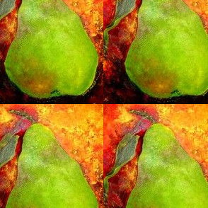 Pear_with_Gold