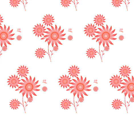 Crayon Ideal fabric by mandyh on Spoonflower - custom fabric