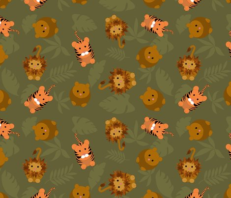 Rrlion_and_tiger_jumble_14_t_tiled_shop_preview
