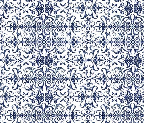 nisha fabric by marnielong on Spoonflower - custom fabric