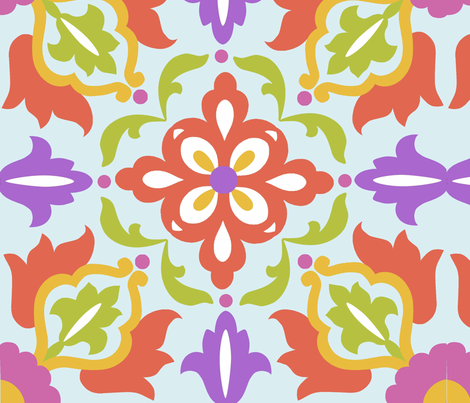 Razzle fabric by marnielong on Spoonflower - custom fabric
