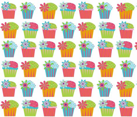 sweetcakes fabric by marnielong on Spoonflower - custom fabric