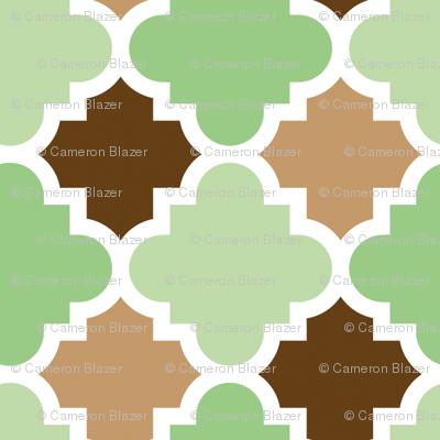 ice Cream Social :: Mint Chocolate Chip :: Tiles