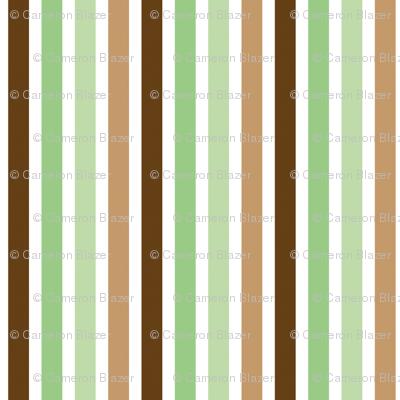 Ice Cream Social :: Mint Chocolate Chip :: Stripe