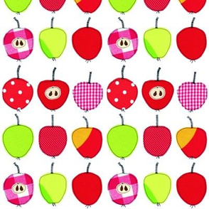 Sweet and sour apples