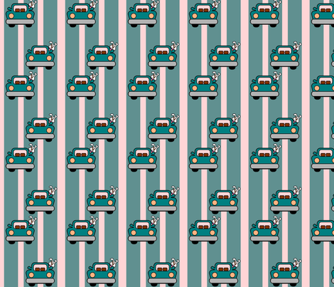 vroom fabric by swirliepants on Spoonflower - custom fabric